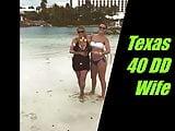 40 DD Texas Wife