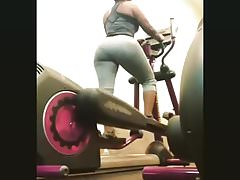 PHAT ASS WORKING OUT