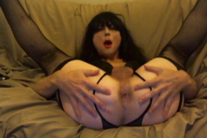 Sexy Tasha Brunette Spreads Big Ass Booty