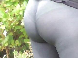 透明緊身褲