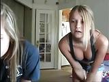 hot teen cleavage