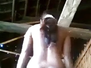 Indian Teen Striptease video: Desi Village girl recording her undressing and showing pussy