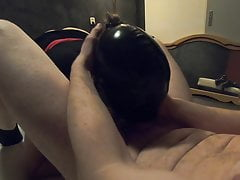 Getting Facefucked By Daddy