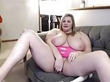 Teen busty blonde webcam
