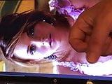 Lindsey Lohan Cum Tribute