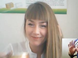 Russian Webcams Romanian vid: compilatie cu fete care privesc