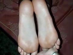 Cum Feet Nubile 18