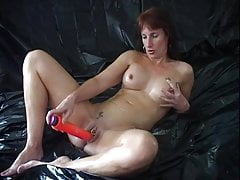 Solo Onanism Girly-girl Dildo
