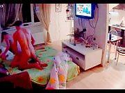Home cctv feed #1