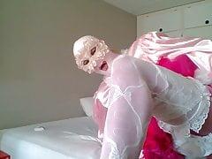Pink Satin Sissy | Porn-Update.com