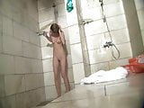 Hidden Locker Room Shower Cam