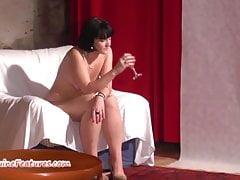 19yo Cutie zeigt ihren Körper bei ihrem ersten erotischen CASTING