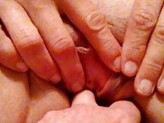 Gorąca seksowna pochwa