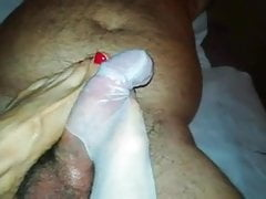 Foot Job Mein Freund Big Head