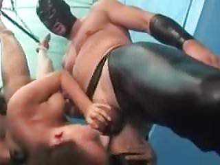 Bdsm Strapon Whipping video: FEM Dom
