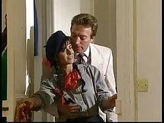 Pornstar britannique Donna Warner rare anal et poing
