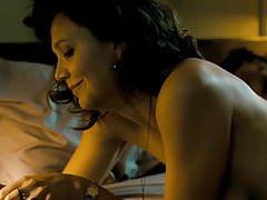 Maggie Gyllenhaal seksscène in het Deuce ScandalPlanet.Com