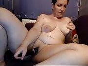 big ass milf on webcam