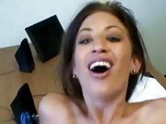 homemade cheating housewife fucked in bathroom