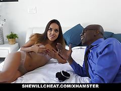 ShewillCheat - Sexy Jeune Femme Baise Bbc