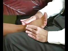 nylon voet verleiding
