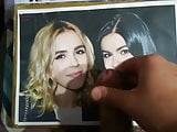 Tribute 4 Ariel Winter and Kiernan Shipka