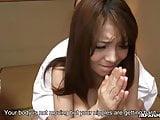 Japanese babes Anna Kirishima and Kana Suzuki fucked by perv