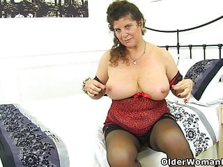 Milfs British Milf video: You shall not covet your neighbour's milf part 74