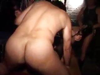Pissing video: redrobin