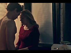 Elisabeth Moss Sex In The Handmaids Tale ScandalPlanet.Com