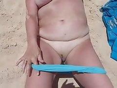me una moglie masturba sulla spiaggia non maspalomas