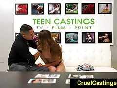 FetishNetwork Alex Mae try-out bdsm-casting