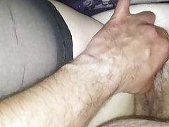 Jouet, anal et gicler