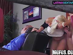 Sex Cristi Ann - Atletická Latina má Naughty - Latina Sex Ta