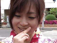 Nozomi Hazuki lascia un ragazzo a caso - Altro su 69avs.com