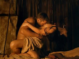 Tits Celebrities Pussy video: Katrina Law Nude Sex Scene In Spartacus ScandalPlanetCom