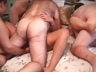Amateur Swingers Bisexuals video: Casi bi