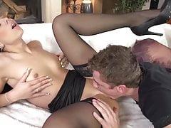 Jessica Koks dává horké nohy