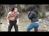 Bare Fist, Broken Teeth - Cruel and Deadly Dangerous Kicks