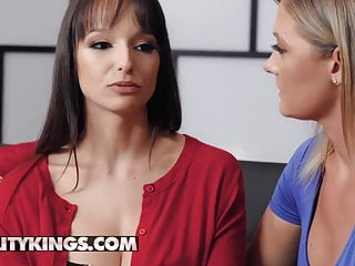 Big Ass Milf Lesbian vid: Moms Lick Teens - Lexi Luna Addison Lee - Past Her Curfew