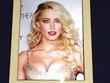 Cumtribute Amber Heard