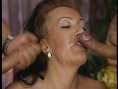 ejaculação alemão