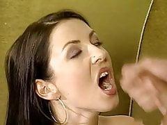 sexe de groupe avec maria