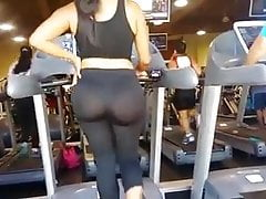Big Sexy Booty Treadmill Time