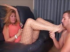 Mistress quente com ela subby