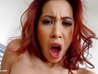 Hardcore Creampie video: Paula Shy by All Internal in dripping creampie scene