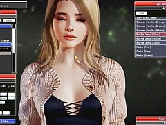 Chloe - Honey Select Card