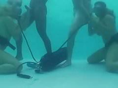 Quatuor de plongée