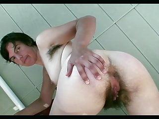 Very Hairy Push in the Bush