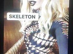 Skeleton Lele Pons How Tribute